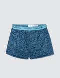 Calvin Klein Underwear Regular Fit Woven Boxer Picutre