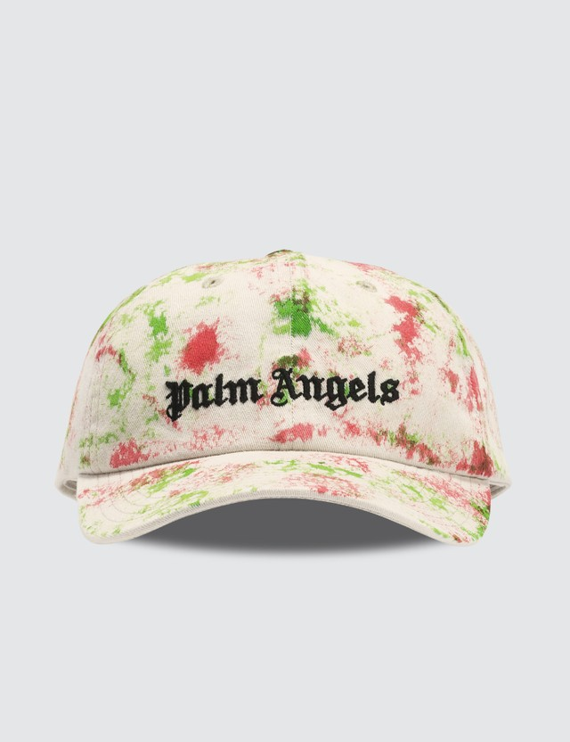 Palm Angels Tie Dye Classic Logo Cap