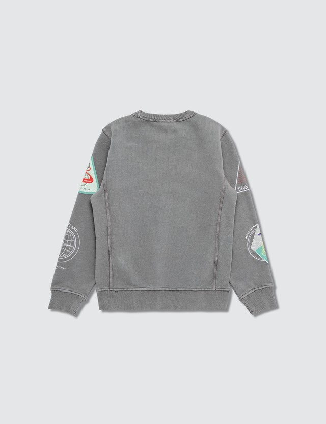 Stone Island Otherside Voyager Sweatshirt (Kids)