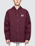 Huf Serif Quilted Coaches Jacket Picture