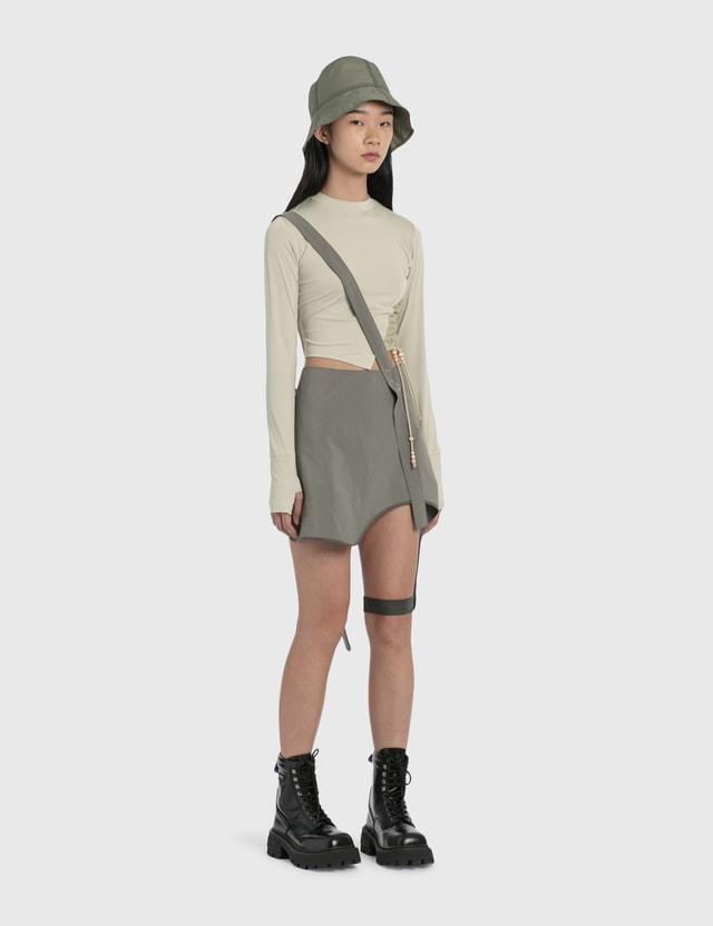 Hyein Seo Garter 스커트 Grey Women