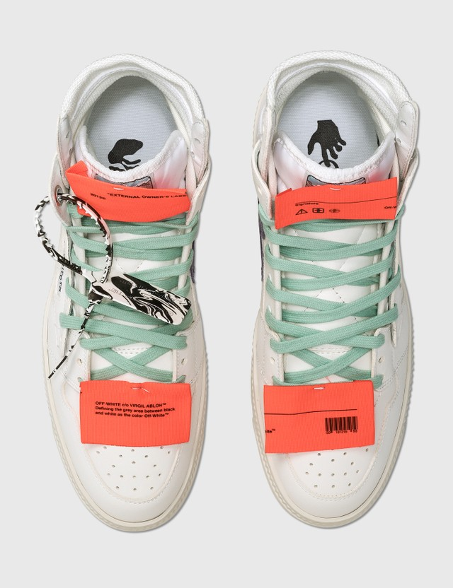 Off-White Off Court 3.0 Vintage Sneaker White Men