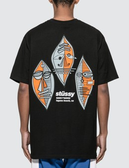 Stussy Triple Mask T-shirt