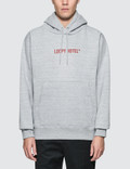 Loopy Hotel Logo Emb. Pullover Hoodie Picture