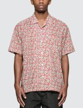 Have A Good Time All Frame Pattern Aloha S/S Shirt Picture
