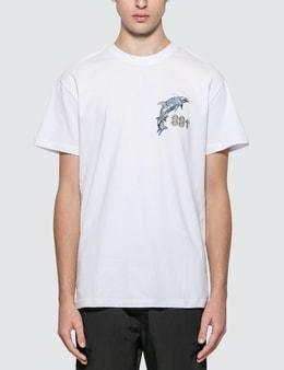 88rising 88rising x Sorayama Dolphin AR Logo T-shirt