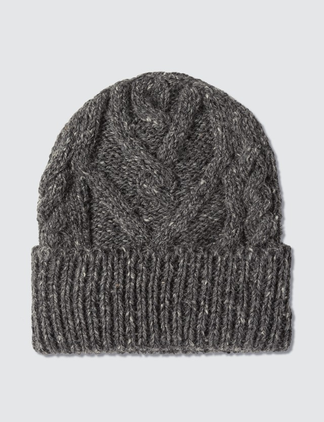 Thom Browne Aran Cable Hat