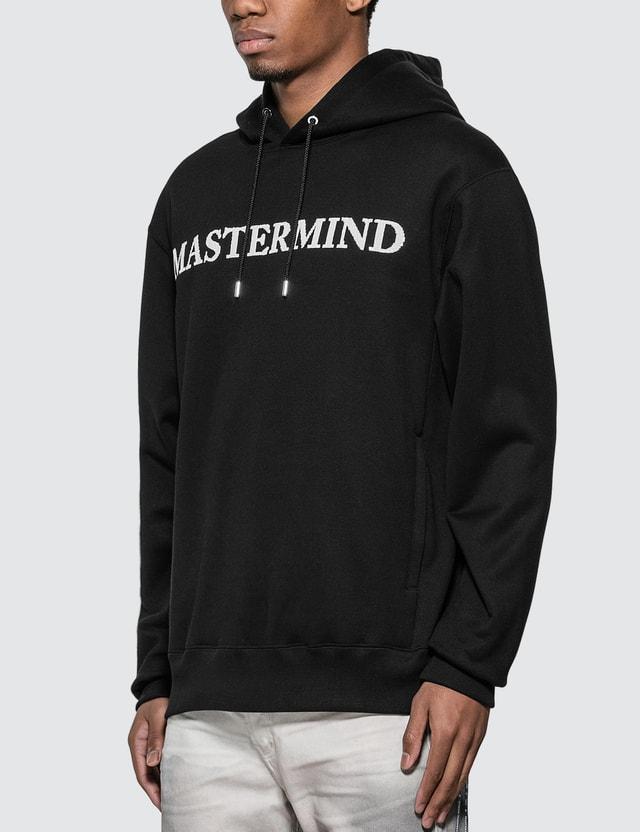 Mastermind World Sequin Embellished Logo Hoodie