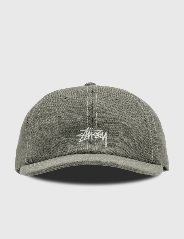 Stussy Loose Weave Stock Strap Back Cap