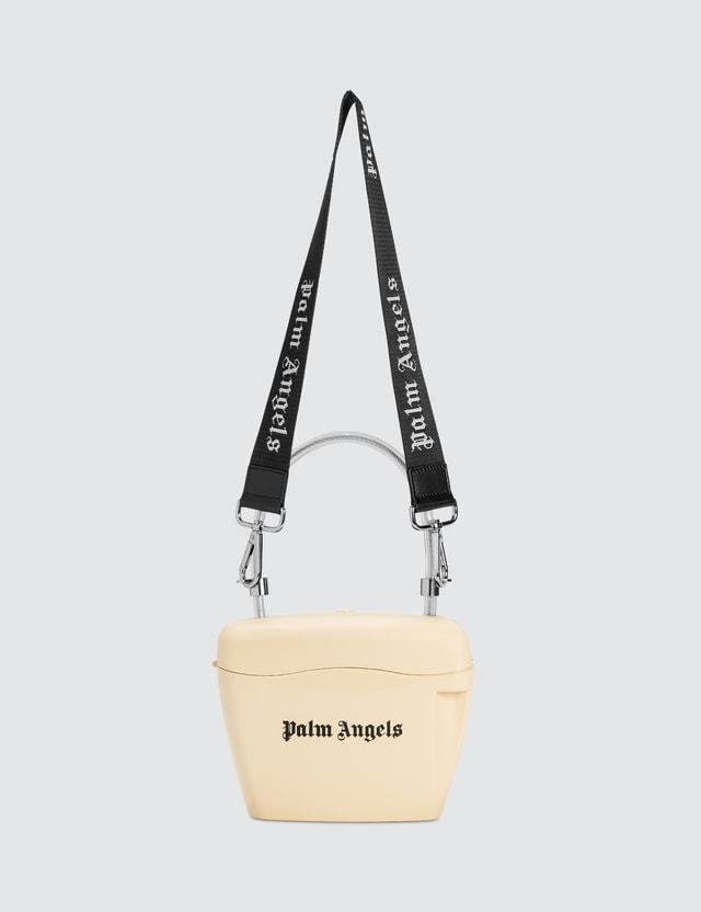 Palm Angels Strap Padlock Bag