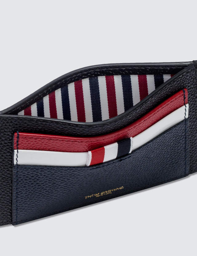Thom Browne Double Sided Card Holder