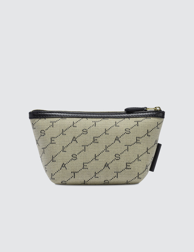 Stella McCartney Logo Cosmetic Case