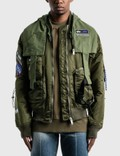 Ader Error Ader Error x Alpha Industries Packable MA-1 Jacket Picture