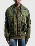 Ader Error Ader Error x Alpha Industries Packable MA-1 Jacket Picutre