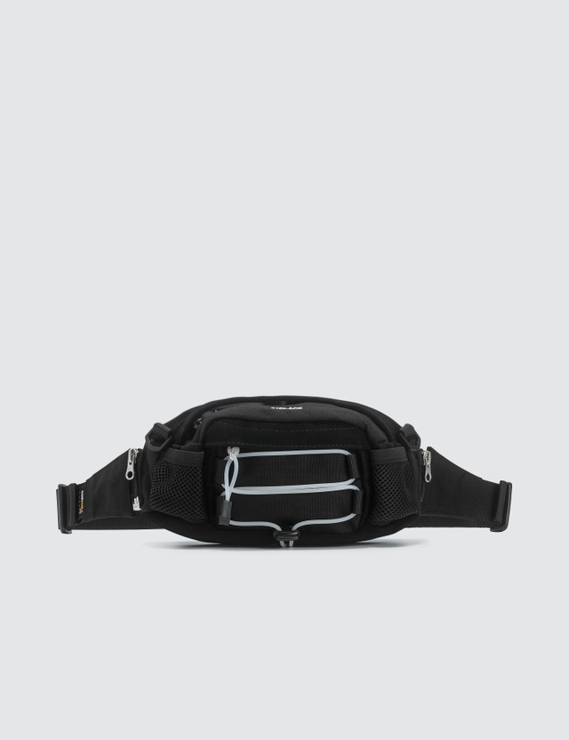 Nana-nana Cordura Waist Bag Black Women
