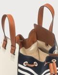 Loewe Hammock Drawstring Sailor Small Bag