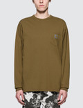 Carhartt Work In Progress Pocket L/S Loose T-Shirt Picture