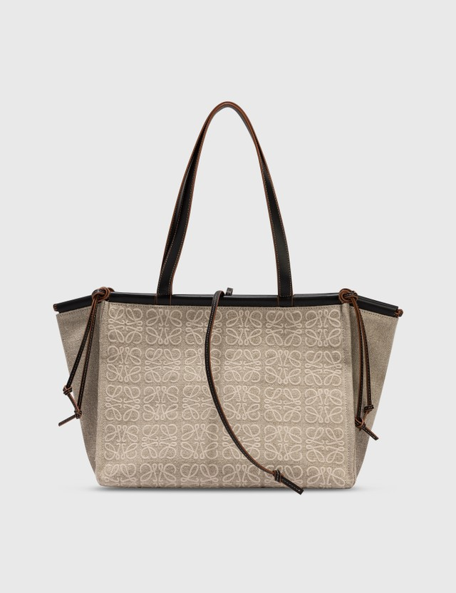 Loewe Anagram Cushion Tote Bag