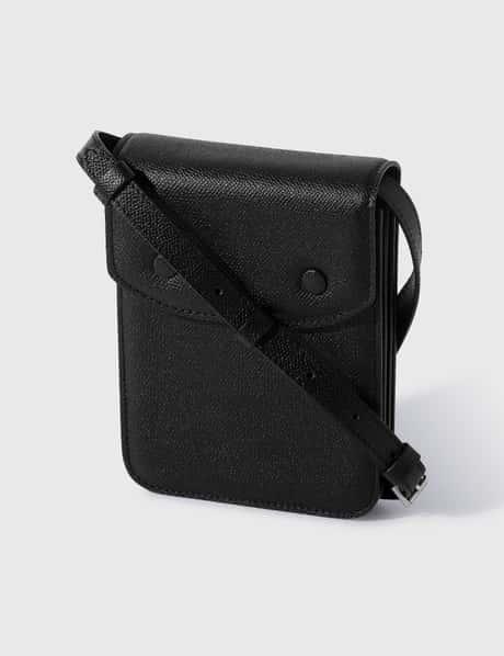 메종 마르지엘라 Maison Margiela Small Leather Chest Pack