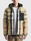 Burberry Reversible Recycled Nylon Down Puffer Jacket Picture