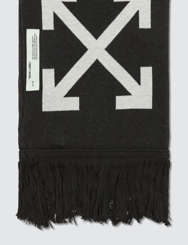 Off-White Thermo Man Scarf