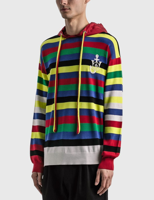 Moncler Genius 1 Moncler JW Anderson Hoodie Multicolor Men