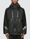 White Mountaineering Gore-tex Contrasted Mountain Parka Picture