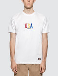 Dickies USA Tricolor S/S T-Shirt Picture
