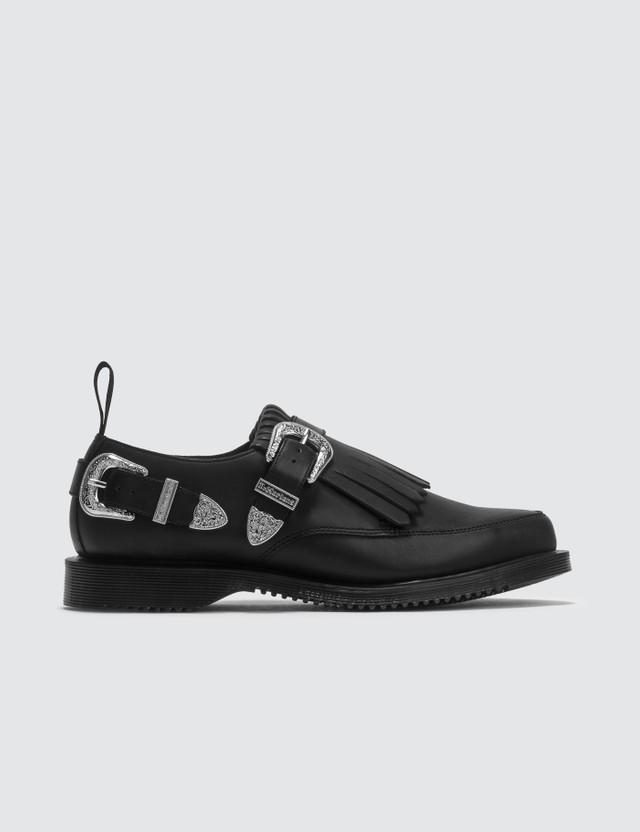 Dr. Martens Regale Delylah Black Temperley Boots