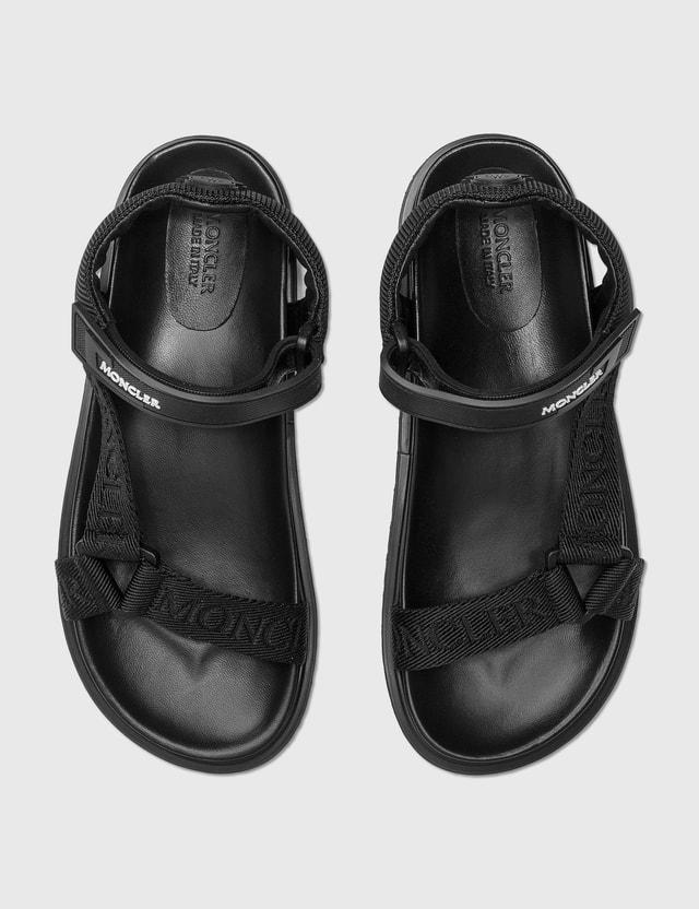 Moncler Flavia Sandals Black Women