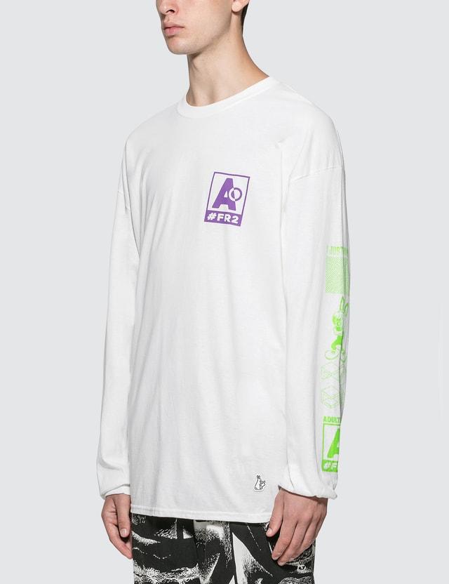 #FR2 Explicit Long Sleeve T-shirt