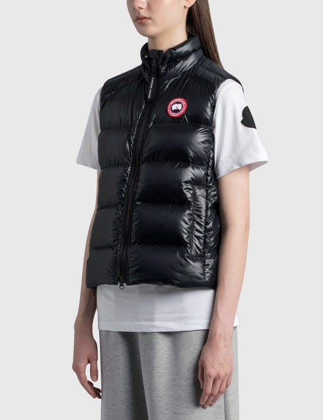 Canada Goose Cypress Down Vest Black Women