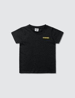 Little Giants | Giant Shorties Our Entry Level S/S T-Shirt