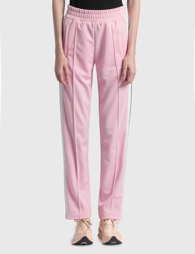 Palm Angels Classic Track Pants Pink Women
