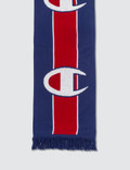 Champion Reverse Weave Knitted Scarf