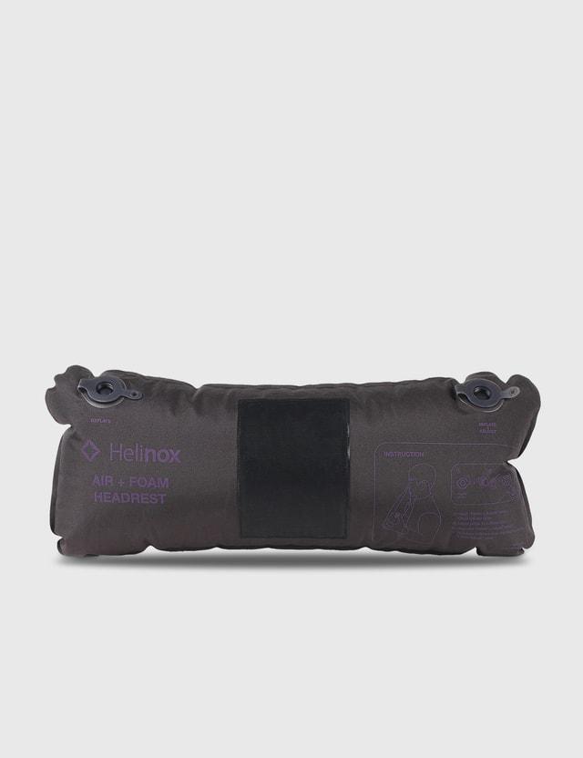 Helinox BTS x Helinox Air Foam Headrest Purple Life