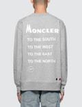 Moncler Genius Moncler x Fragment Design Maglia Sweatshirt Picutre