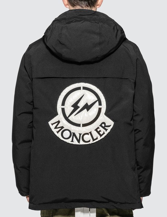Moncler Genius Moncler Genius x Fragment Design Logo Microcotton Jacket