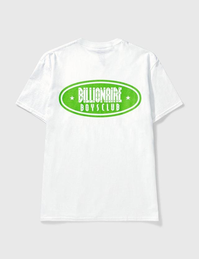 Billionaire Boys Club Circle Logo T-shirt White/green Men