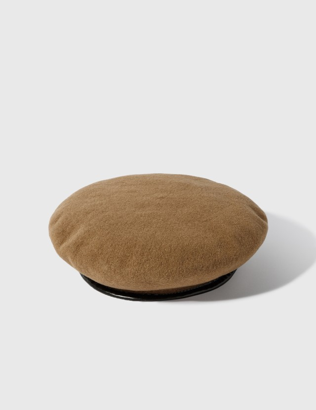 Kangol Monty Beret Wood Women