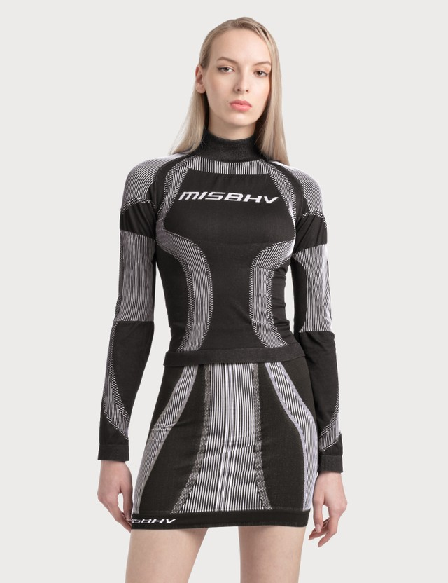 Misbhv Sports Active Wear Long Sleeve