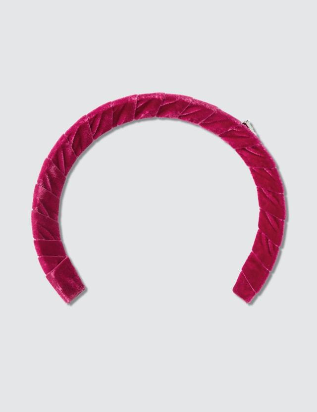 Lelet NY Monogram Pearl Headband