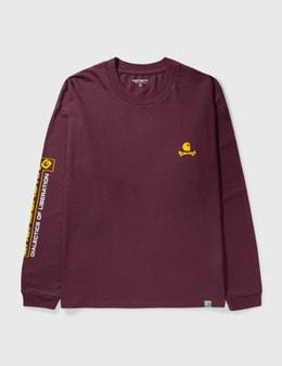 Carhartt Work In Progress Airwaves Long Sleeve T-shirt