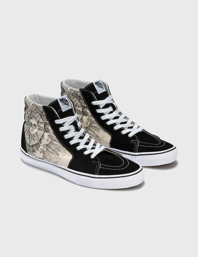 Vans SK8-Hi (ouroboros) Black/true White Women