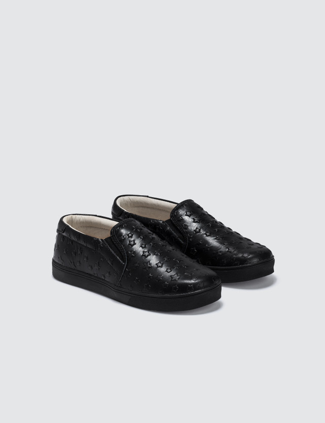 AKID Liv Sneakers Black Stars Kids