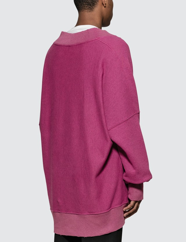 Calvin Klein 205W39NYC V-Neck Sweater