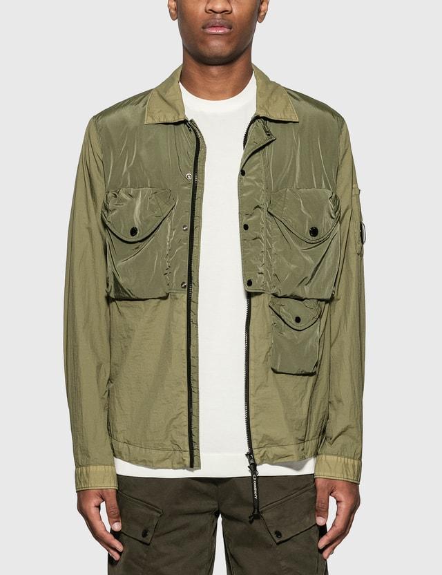 CP Company Utility Overshirt Jacket