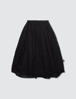 NUNUNU Feather Skirt