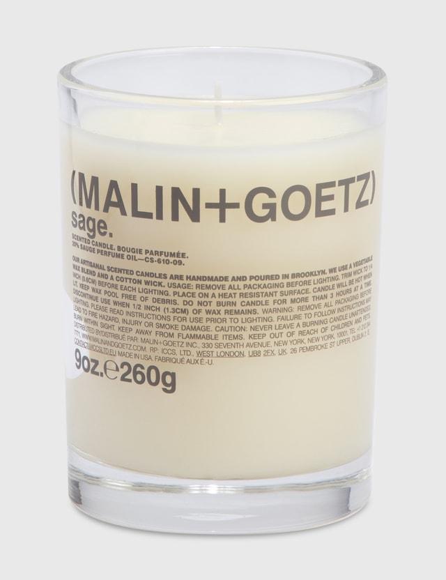 Malin + Goetz Sage Candle N/a Unisex