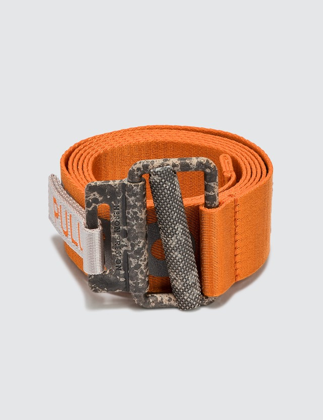Heron Preston Reflective Tape Belt